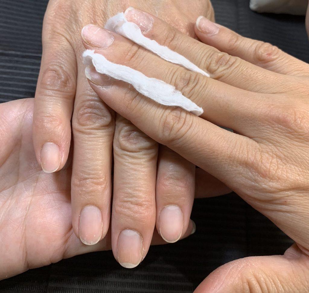 手指消毒2